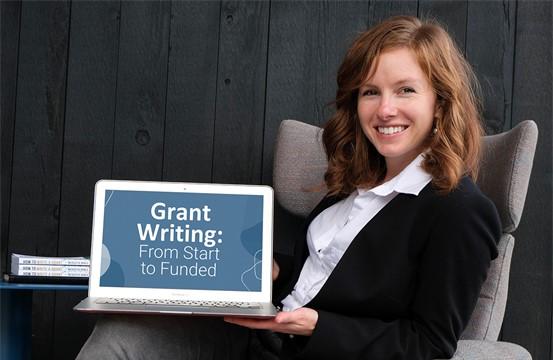 learn grant writing